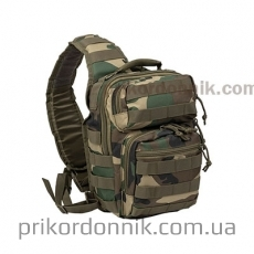 MIL-TEC рюкзак однолямочный ONE STRAP ASSAULT PACK SM Вудленд