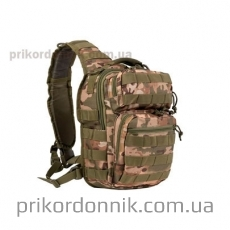 MIL-TEC рюкзак однолямочный ONE STRAP ASSAULT PACK SM Мультикам