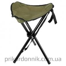 Cкладной стул TRIPOD MIL TEC олива