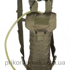 Рюкзак с резервуаром для воды HYDRATION PACK LASER CUT 2,5L oliv