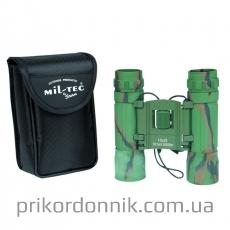 Бинокль Mil-Tec FERNGLAS FALTBAR 10X25 TARN