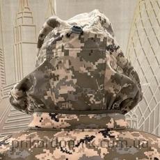 Куртка Softshell пиксель ВСУ Тактика- Фото№9