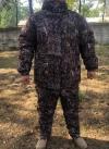 "Костюм ""Зимний лес"" куртка и полукомбинезон"