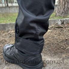 """Тактические брюки черные, """"Штурм""""- Фото№6"""
