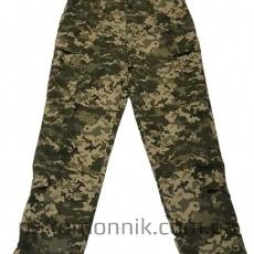 Военная форма ВСУ из хлопковой ткани- Фото№2
