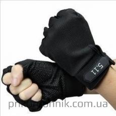 Перчатки беспалые тактические 5.11 черные