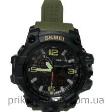 Часы олива SKMEI 1029 усиленный корпус