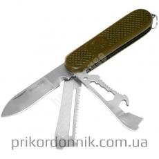 Нож многофункциональный SPAN.ARMEE POCKETKNIVES OLIV