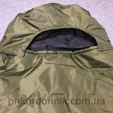 Армейский спальный мешок одеяло зимний- Фото№2