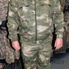 Камуфляжная военная форма  ATACS FG