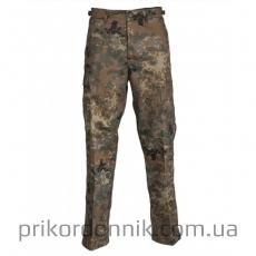 Тактические брюки US RANGER TYPE BDU Flecktarn