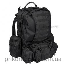 Тактический рюкзак DEFENSE PACK ASSEMBLY черний, 40 л