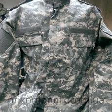 Камуфляжная форма ACU-ARMY COMBAT UNIFORM