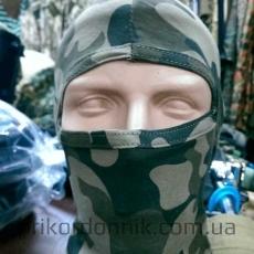 Балаклава камуфлированная летняя ДПМ