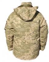 Куртка-парка зимняя на синтепоне ВСУ ММ-14