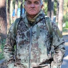 Куртка Softshell Криптек MANDRA WOOD