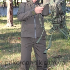 Костюм soft-shell ОЛИВА