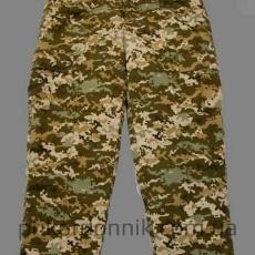 Зимние брюки на флисе ВСУ