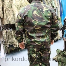 Военная камуфляжная форма DPM- Фото№2