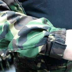 Военная камуфляжная форма DPM- Фото№3