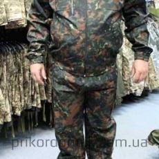Военная камуфляжная форма Флектарн