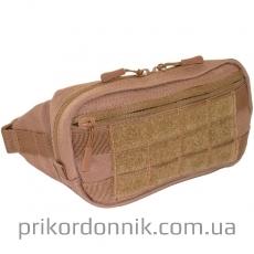 Поясная тактическая сумочка с молле GÜRTELTASCHE койот