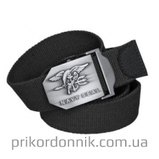 Ремень NAVY Seal (Black)- Фото№1