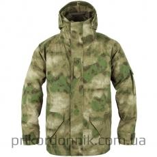 Куртка непромокаемая с флисовой подстежкой Mil-Tec A-TACS FG