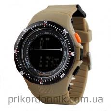 Часы Military Army Skmei 0989 койот