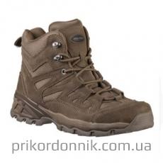 Армейские ботинки Mil-Tec TACTICAL SQUAD STIEFEL 5 INCH BRAUN