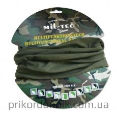 Балаклава-шарф MIL-TEC труба олива