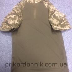 Рубашка тактическая Укр.пиксель короткий рукав
