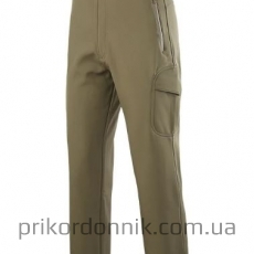 Тактические брюки Soft Shell ESDY олива