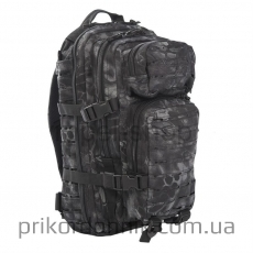 Рюкзак на 20л US ASSAULT PACK SM LASER CUT  MANDRA NIGHT