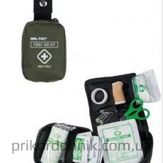 Аптечка первой помощи комплект выживания surviva, мини