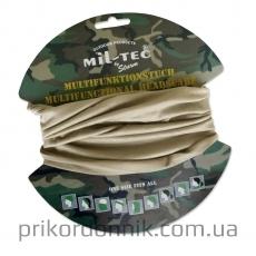 Балаклава-шарф MIL-TEC труба койот