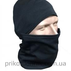 Балаклава CoolMax черная