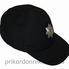 Бейсболка уставная полиции Украины