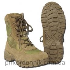 Ботинки Mil-Tec тактические на молнии A-TACS FG