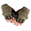Тактические перчатки MECHANIX олива беспалые