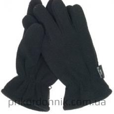 Перчатки Мил-Тек тинсулейт черные