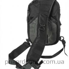 MIL-TEC рюкзак однолямочный ONE STRAP ASSAULT PACK SM black- Фото№2