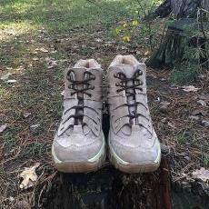 Армейские ботинки Эволюшн койот- Фото№3