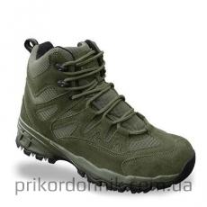 Армейские ботинки Mil-Tec TACTICAL SQUAD Stiefel 5 INCH olive