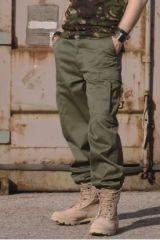 Тактические брюки US RANGER HOSE TYP BDU OLIV