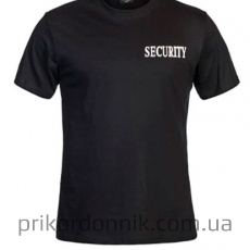 Футболка ′SECURITY′, МІЛ -ТЕК