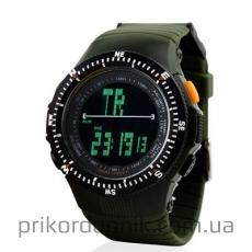 Часы Military Army Skmei 0989 олива