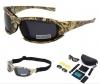 Солнцезащитные очки тактические ESS Daisy X7 камуфлированные