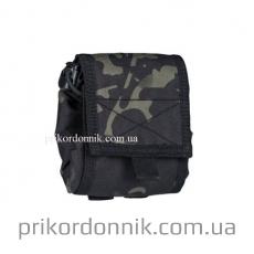 Дамп-сумка, складная, Multitarn black