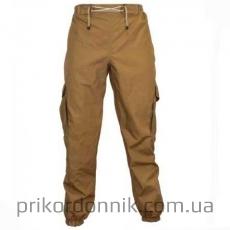 Стильные штаны джоггеры Койот